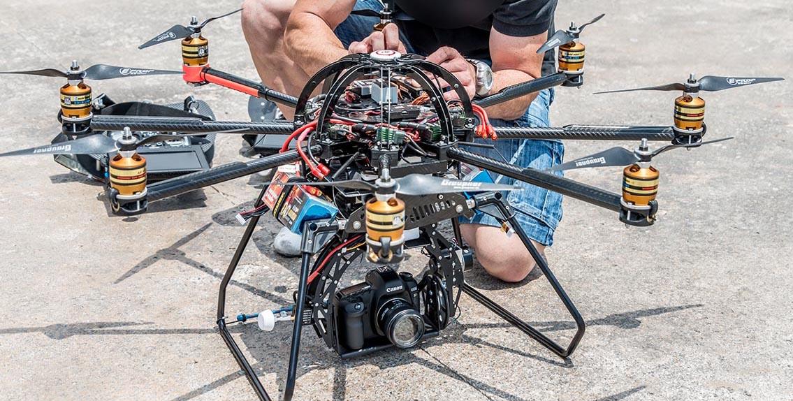 Drone - Image aérienne