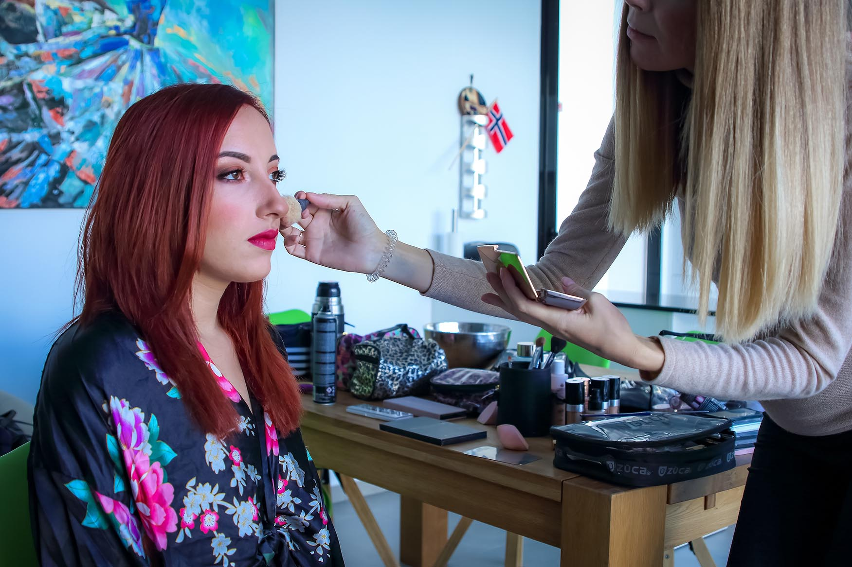 Ekaterina - Maquilleuse Professionnelle - Makeup artiste