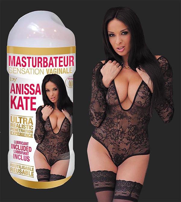 Masturbateur Vaginale Anissa Kate - Marc Dorcel - Dorcel Store